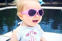 LE Fan Photos / Photos of adorable little ones sporting LE.  #LEclothingfan