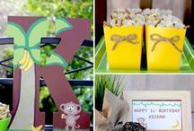 Jungle Baby Shower / by Jaime Inman