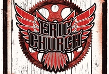 "Eric Church concert posters / all the awesomeness that is Eric's ""Blood, Sweat & Beers"" tour / by Jamie Walker"