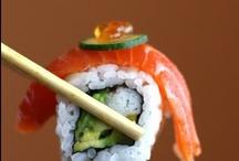 SUSHI / Sushi Sushi Sushi! All Sushi (すし/寿司/鮨): Other Japanese Foods PinBoard http://pinterest.com/yumiknock/japanese-food/  / by Yumina Tokyo