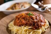 Pasta and SPG / Spaghetti and Pasta / by Yumina Tokyo
