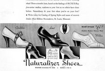 All Things Naturalizer / A celebration of all things Naturalizer! Vintage ads, magazine features, and coverage from our favorite bloggers.  / by Naturalizer