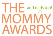 The Mommy Awards 2013 / Just in time for Mother's Day, the First Annual Mommy Awards recognize Moms just for being awesome moms! Moms vote for their favorite Moms. There's even a super popular Daddy Do Good category and The Granny Awards. The voting runs through May 31. Support the mom nominees by voting today. Brought to you in partnership by MomAngeles, The Pump Station & Nurtury and Kids in the House. http://www.momangeles.com/welcome-to-the-mommy-awards/