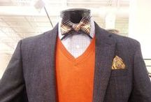 LOOKS FROM OUR STORES. / See what's 'trending' in our stores across the country.  / by Men's Wearhouse