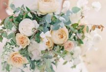 Wedding | Bouquets / A board of our favourite bouquets for the elegant bride and her girls.