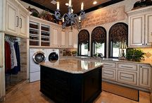 Laundry Rooms!