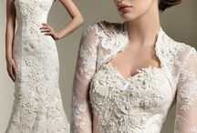 Bridal Gowns & Veils / by Heather Froehly