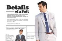 GUY'D LINES. / Everything you need to know about looking sharp. / by Men's Wearhouse