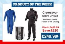 Deal of the Week / Do you love getting a bargain? Then check out our weekly deals! We offer huge savings on everything from Marine Electronics to Offshore Clothing!
