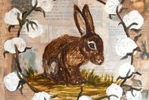 Dorothy Art Prints / Here you can find art prints of my original oil paintings, created from vintage books. I thought it was time to bring back some favorite works for everyone to enjoy!  www.dorothycollier.com