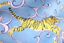 Bra djurmönster / Patterns + animals = brilliance / by Lisa Grettve