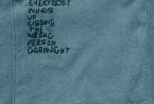 Text och sånt / Words, sentences and letters.  / by Lisa Grettve