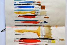 Art journals / by Amy Petz