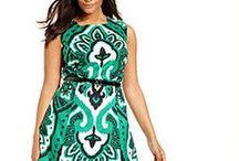 Clothes: Curvy Fashion / Clothes for plus-size, curvy / by Annie Hammel