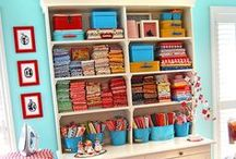 Organize Your Craft Room / by jonahbonah