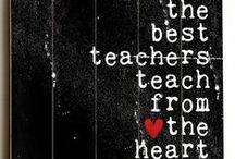 teach me! / by Tara Prieto