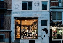 lovely Shops, restaurants and cafés / around the world