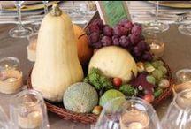 Autumn Wedding Inspiration / Ideas para una boda otoñal perfecta