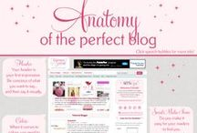 Blogging In Stilettos / Books, Posts and Resources that will help you blog (and write) with ease.  Also business resources to help you for going down the professional blogging route.