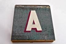 Typography A B C