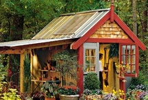 Gardening: Outdoor rooms, Sheds, Greenhouses, Conservatories