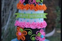 cake decorating / by Pamela Sage Pixton