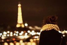 Paris / The city of light.