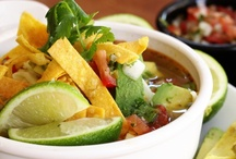 Soup, Salad & Pasta / by Debbie Brown