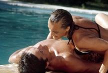 La Piscine / L'eau est la meilleure amie des stars ;-) Un peu de fraîcheur au cœur de l'été, on vous propose de découvrir des photos parfois méconnues de stars à la piscine ! / by photoservice.com