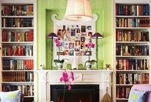 Leuke interieurs - ideeën / Hier pin ik dingetjes die ik leuk zou vinden in mijn toekomstige woning