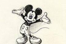 * Mickey * / Mickey Mouse