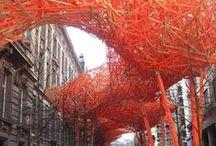 installations / by Michaela MacLeod