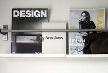 * magazine storage * / Magazine storage ideas.