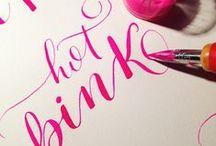 Fonts / Letras bonitas para eventos