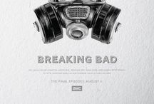 * breakiNg bAd * / Art from Breaking Bad.