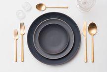 * table setting ideas * / Ideas for The table.