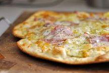 Dough/Bread/Pizza / by Debbie Brown