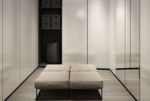 * cloSet * / Closet. Wardrobe. Clothes storage.