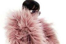 * fur (faux) * / Faux fur. Fur