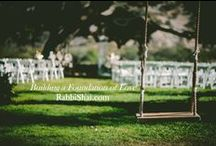 Jewish & Interfaith Weddings / Rabbi Shai Specht-Sandler is your very own wedding rabbi. He will gladly officiate at your Jewish, interfaith or non-traditional wedding ceremony, no ifs, buts or maybes!  Rabbi Shai will happily treat you with warmth, love and respect.
