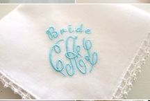 Something Blue / To match your something borrowed and something new!