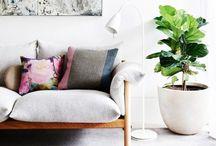 | home / clean, minimal Scandinavian with a mid century modern twist |
