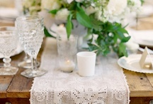 Wedding Tables and Decorations / by Marianne Guymon
