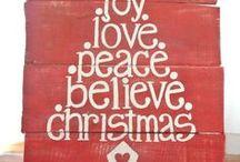 christmas / by Melanie Welch