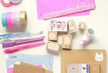 Letter Writing & Mail Art / The art of pen paling, stamping, letter writing, stationery, and more!