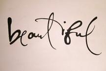 DIY | Art | Calligraphy / by Ve Rena