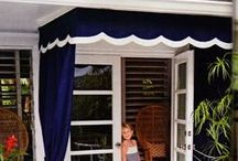 awning / by fivEandfaRm | t. hoelle |