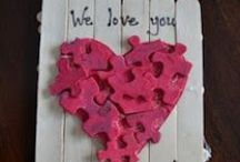 Valentine's Day / Share the love and the sweetness.