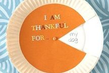 Thanksgiving / Ideas of all types that make Thanksgiving the most decorated holiday of the year. / by The Mailbox
