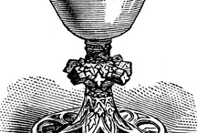 """Things Found in my novel, """"The Chalice"""""""